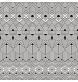 seamless tribal pattern Abstract geometric vector image