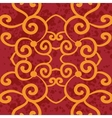 Seamless pattern based on traditional Asian vector image