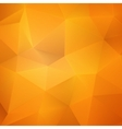 Orange Abstract Mesh Background EPS10 vector image vector image