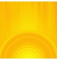 Colorful orange abstract background background vector image vector image