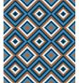 ethnic pattern 05b vector image