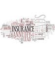 the awful truth about annuity and insurance leads vector image vector image