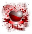 Valentine's day illustration vector image vector image
