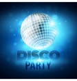 Disco party vector image