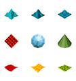 logo design elements set 17