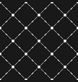 grid seamless pattern abstract geometric texture vector image vector image