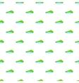 Lake landscape pattern cartoon style vector image vector image