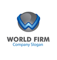 World Firm Design vector image vector image