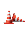 Traffic cones vector | Price: 3 Credits (USD $3)