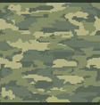 abstract knitting seamless texture military vector image
