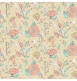 Abstract elegance seamless pattern with hand drawn vector image