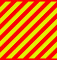 ambulance emergency background yellow and red vector image