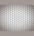 gray geometric pattern detailed background vector image vector image