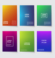 Abstract background modern covers with geometric