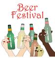 Beer Festival vector image vector image