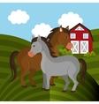farm fresh design vector image vector image