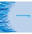 Abstract background in blue shades eps10 vector image