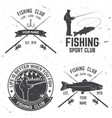 life is better when you fish vector image vector image