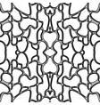 abstract stone seamless pattern vector image vector image