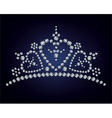 Diamond tiara vector | Price: 1 Credit (USD $1)