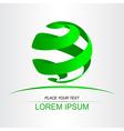 Logo sphera 016 vector image vector image