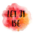 quote let it be vector image