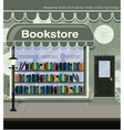 bookstore vector image vector image