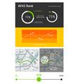 Elements infographics stock
