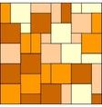 Pattern with decorative geometric