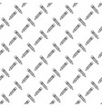 pencils white school seamless pattern vector image vector image