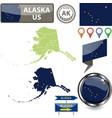 map alaska us