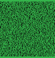 cover of green grass green lawn vector image vector image
