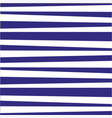 abstract horizontal striped pattern blue and vector image