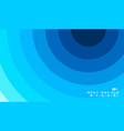 abstract white and blue shade overlaps cover vector image