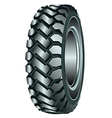 rubber tire vector image vector image