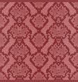 snake skin colorful animal pink seamless pattern vector image vector image