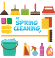 Cleaning icons set Icons of clean service and vector image
