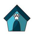 house mascot isolated icon