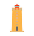 Icelandic lighthouse icon