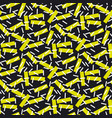 modern geometry seamless pattern vector image