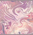 pink marble background vector image vector image
