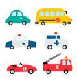 baby city cars set funny transport cartoon