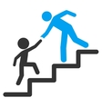 Education Steps Icon vector image