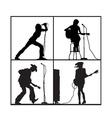 Guitar fever vector image
