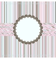 Vintage Card or package design EPS 8 vector image vector image
