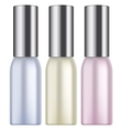 Photorealistic makeup bottle vector image