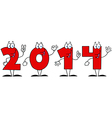2014 New Year Numbers