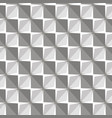 papper stickers cut-out tile grey on white vector image