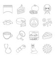 spines medicine sports and other web icon in vector image vector image
