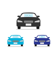 Car for sale for rent sold icons vector image vector image